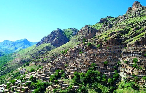 اورامانات بام و بهشت طبیعت گردی کوردستان + تصاویر