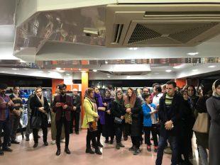 بازنمایی فرهنگ کوردها در نمایشگاه «هاوههنگاوی نیگام به» هنرمند سقزی
