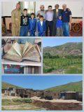 سفری به روستای کویره گویز سقز مهد قرآن و کتاب های تاریخی + تصاویر