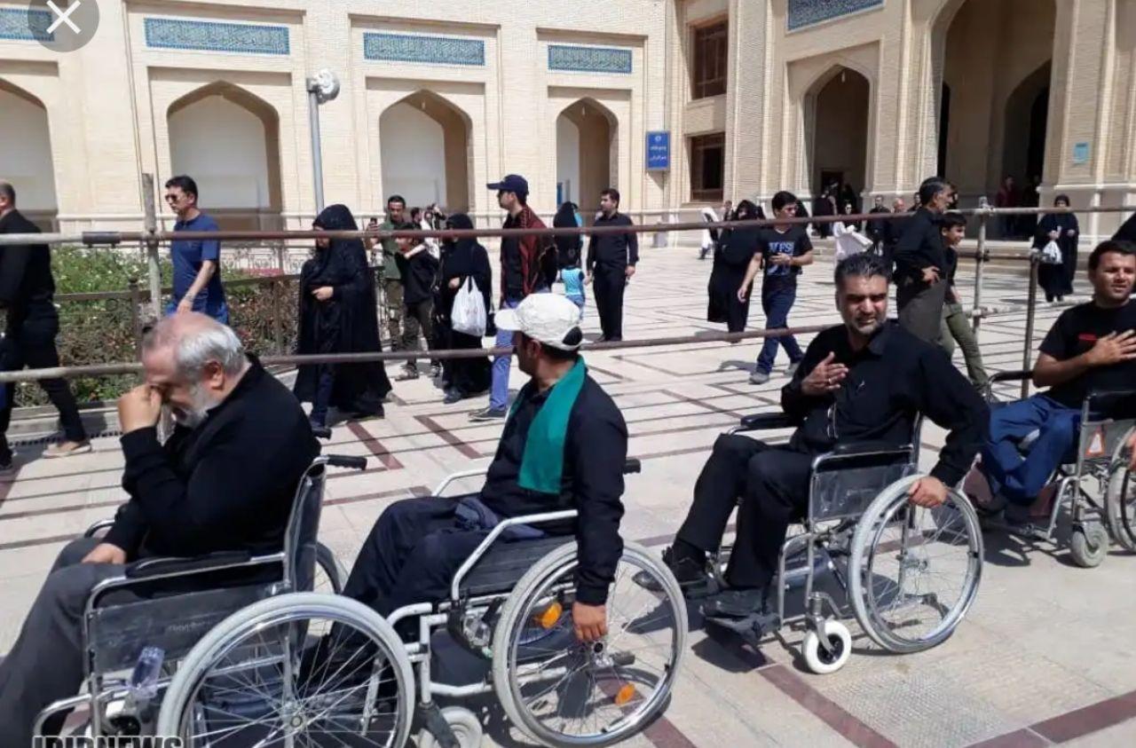 ضرورت اقدام عملی برای حل مشکلات معلولان بجای وعده های تکراری