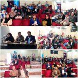 دیدار مدیرعامل صندوق اعتباری هنر و هیئت همراه با اهالی فرهنگ، هنر، رسانه و فعالان قرآنی شهرستان سقز