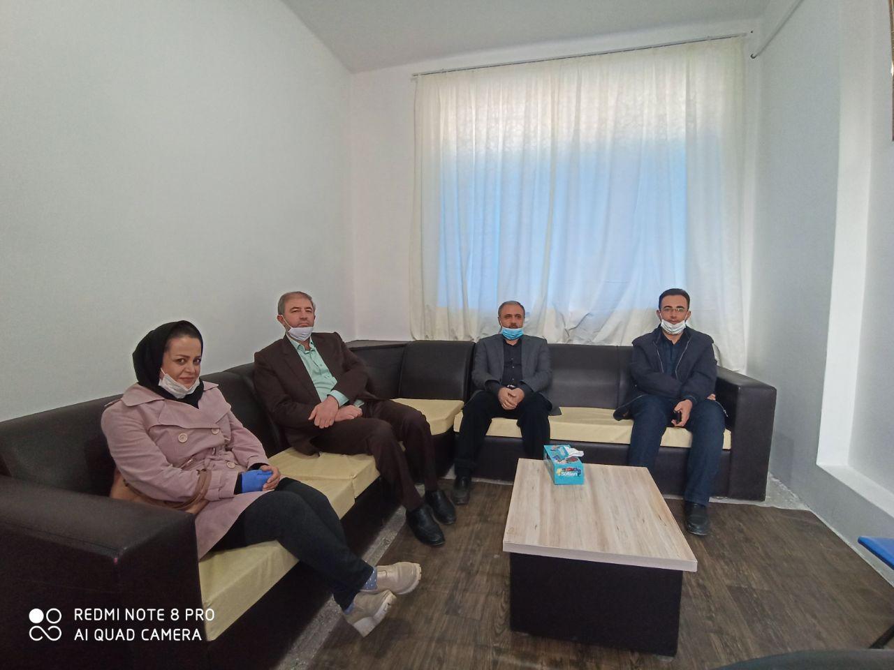 تهیه ماسک های ۳Mبرای کادر پزشکی و درمانی سقز/ سقز پیشتاز در غربالگری و اقدامات مدنی