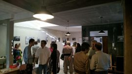 برپایی نمایشگاه عکس سلیمان محمودی در سقز
