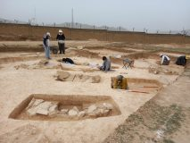 سایت باستانی مکریان مربوط به دوره مفرغ است/ عظمت تاریخ سقز و مظلومیت آن به اندازه جهان است
