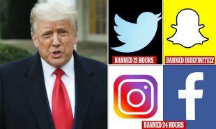 از حاکمیت دولت ها به سوی حاکمیت پلاتفرمی / نگاهی به رویارویی ترامپ و شبکه های اجتماعی