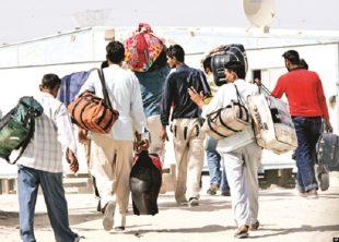 روایت زندگی جوانانی که برای کارگری به سلیمانیه و هولیر میروند