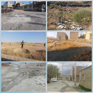 قه¬وه¬خ؛ محله حاشیه ای بی امکانات و در حاشیه مانده + تصاویر
