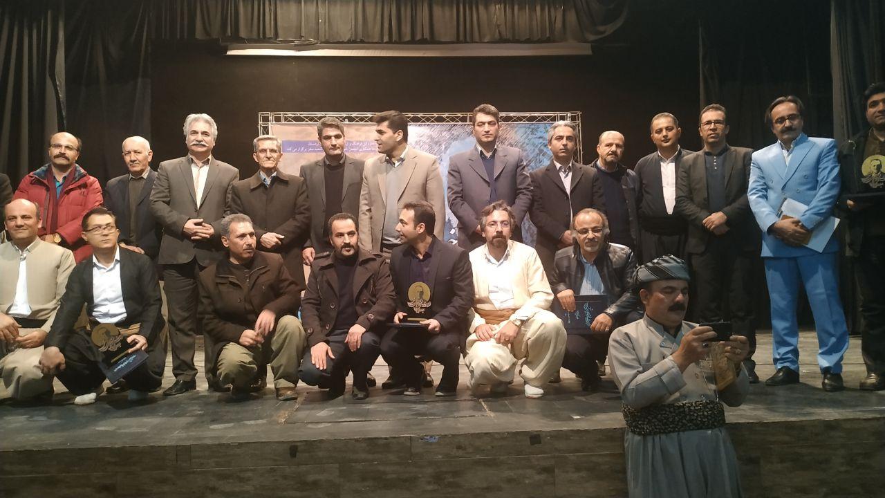 نفرات برتر جشنواره منطقه ای خوشنویسی سقز معرفی شدند