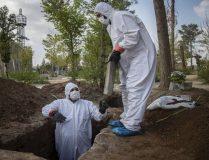 همراهان آخر /به پاس زحمات شبانه روزی کارکنان زحمت کش آرامستان سقز