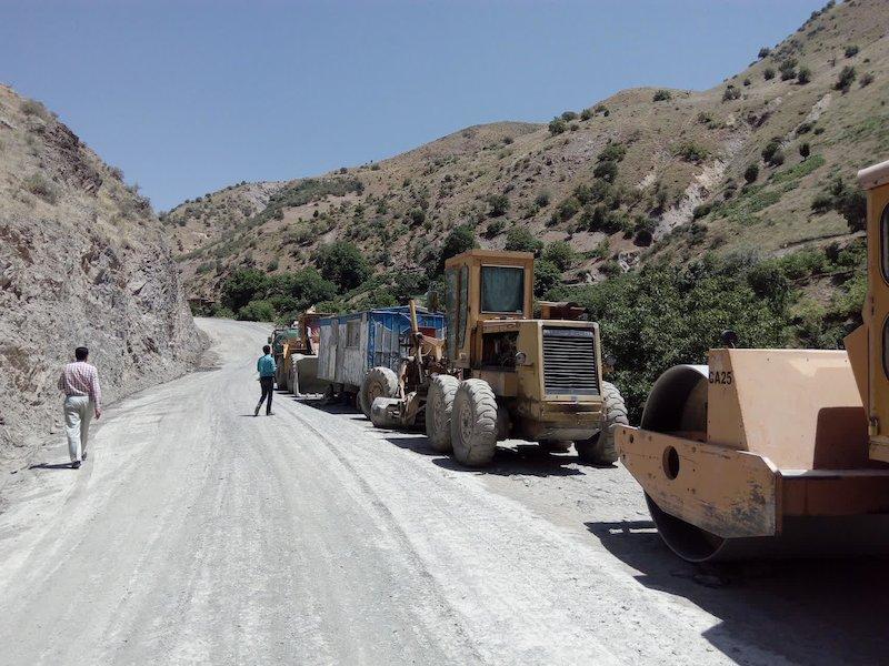 تکمیل پروژه راه اصلی بانه ـ مریوان ۶۰ میلیارد تومان اعتبار نیاز دارد