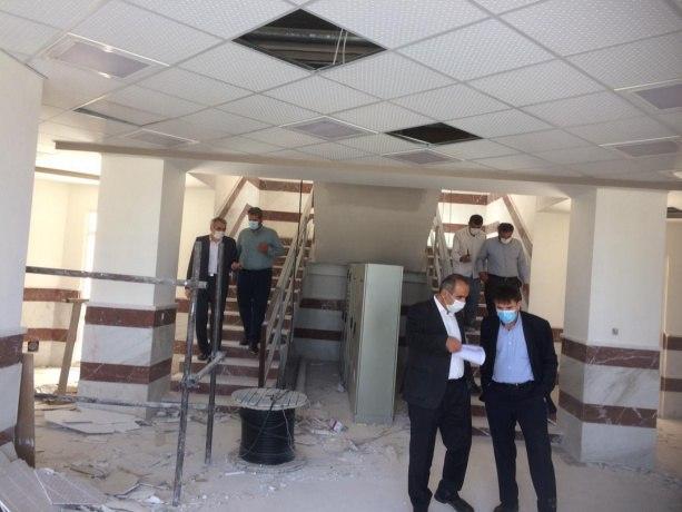 افتتاح و بازدید از چندین طرح و دانشکده وابسته به دانشگاه کوردستان/ باز هم سقز را به حساب نیاوردند