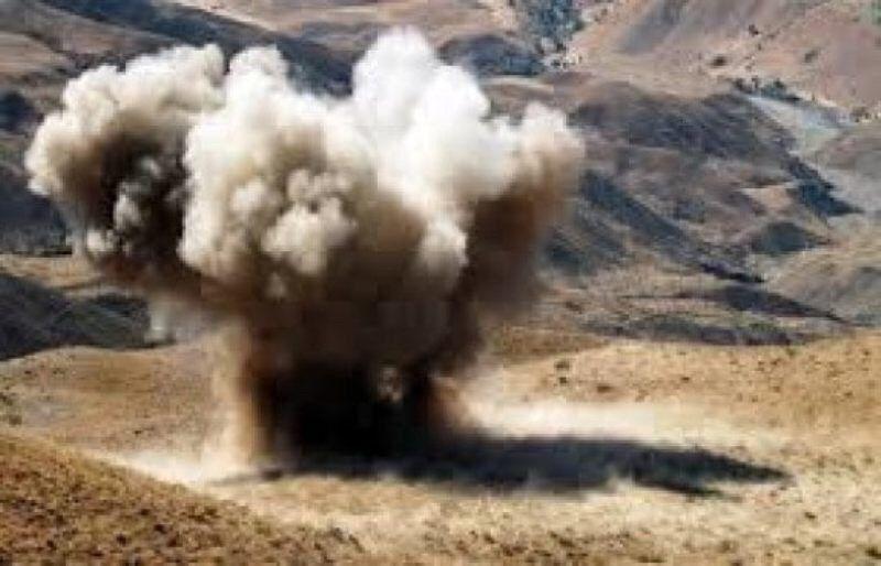 فوت ۲ نفر بعلت انفجار گلوله جنگی در نقاط مرزی سقز
