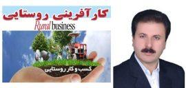 کارآفرینی روستایی با محوریت روستاهای کردستان/ هادی رستمی *