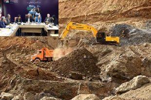 معدن قلقله در دو راهی تولید طلا و تهدید سلامت مردم/ سهم سقز کجاست؟