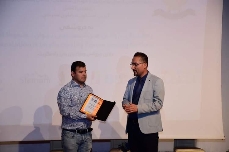 جایزه بهترین مترجم کوردی سال ۲۰۲۱ یونسکو به حلبچهای رسید