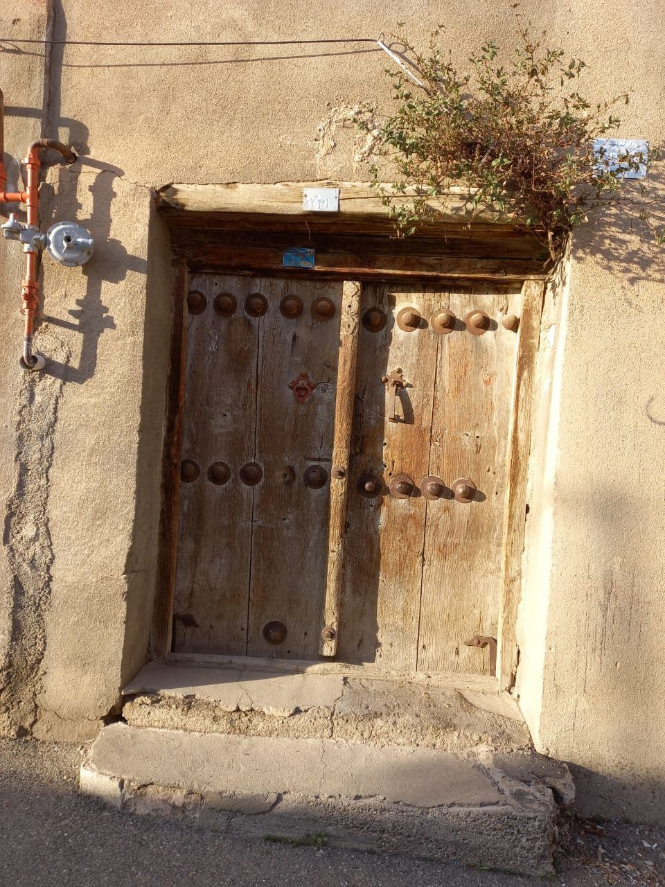 وضعیت ناخوش عمارت تاریخی کمانگر سقز+ تصاویر